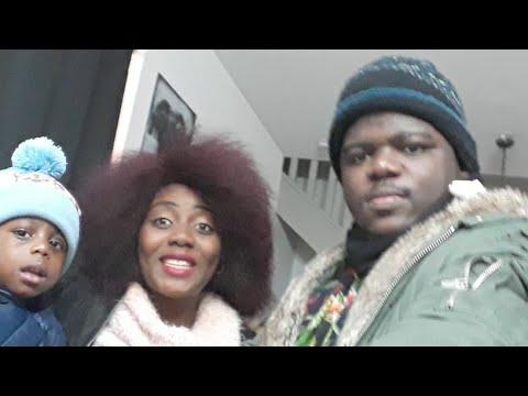 Joyeux noël à Tous De La Part De GLODY DIASUKA La Mignonne Elengi ya Congo Tv fête goût fort eyindi