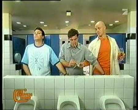 Carsten Höfer - Pro7 - Die Sketch Show - Männer im WC