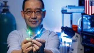 Cancer cure  Scientists use light to help T cells track down and kill cancer cells   TomoNews