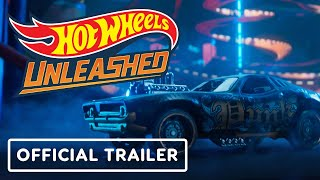 Hot Wheels Unleashed - Official Announcement Cinematic Trailer
