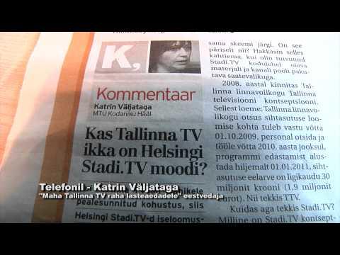 Tallinna Televisioon vs Eesti päevaleht
