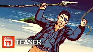 Archer: Danger Island Season 9 Teaser | Rotten Tomatoes TV