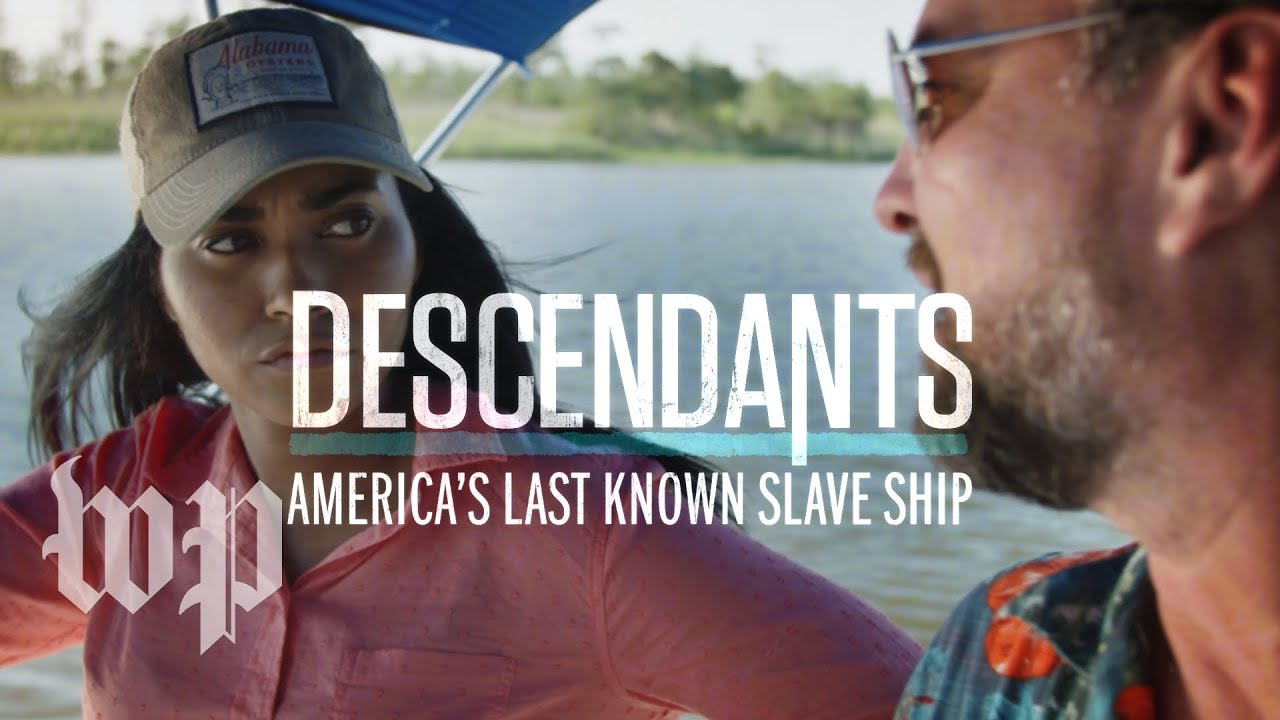 A black neighborhood reacts to finding the slave ship that brought their ancestors to America
