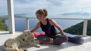 Yoga School Reviews | Lili Nikolova | 200-hr YTT in Greece, Lefkada island with Alpha Yoga