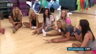Dallas Cowboys Cheerleaders - Making the Team Season 8 Full Episode 3 - Pressure to Perform