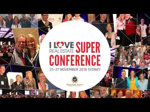 I Love Real Estate Super Conference 2016 Finalists Intro