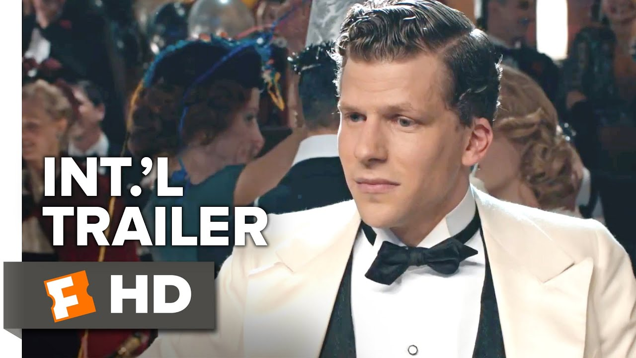 Café Society Official International Trailer #1 (2016 ... Jesse Eisenberg