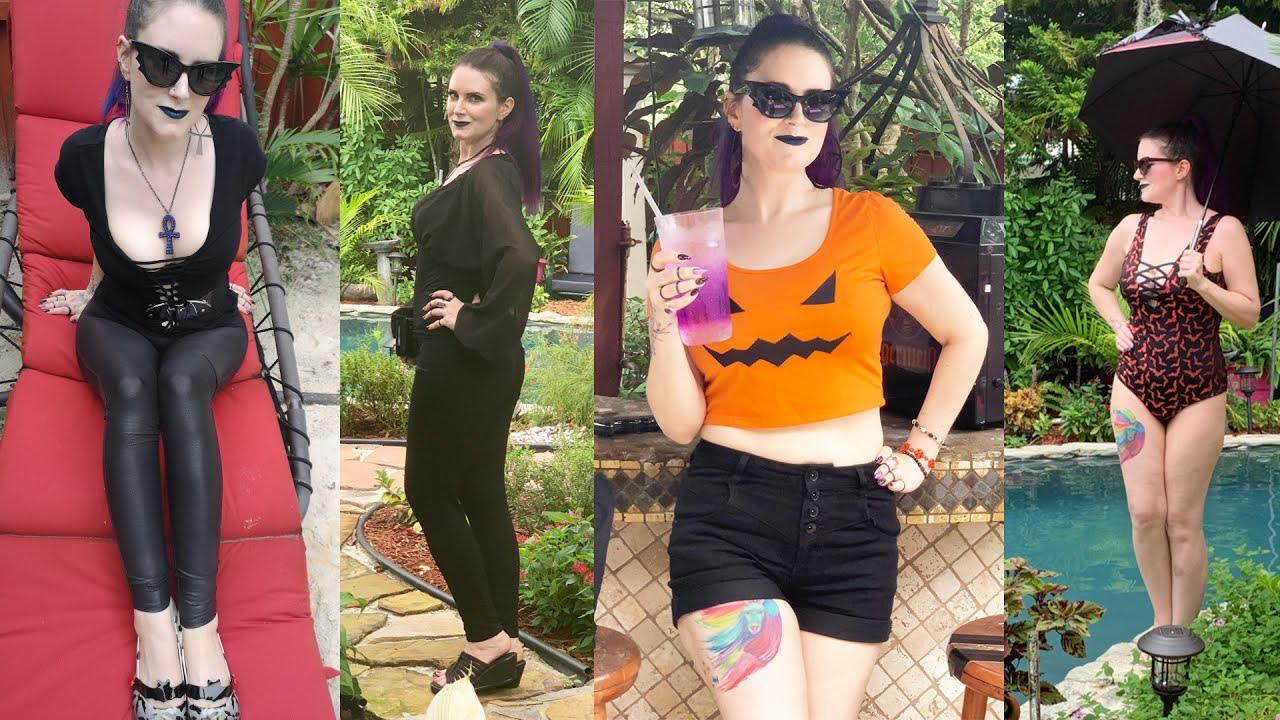 Spooktacular Summer Gothic Lookbook 2019 8