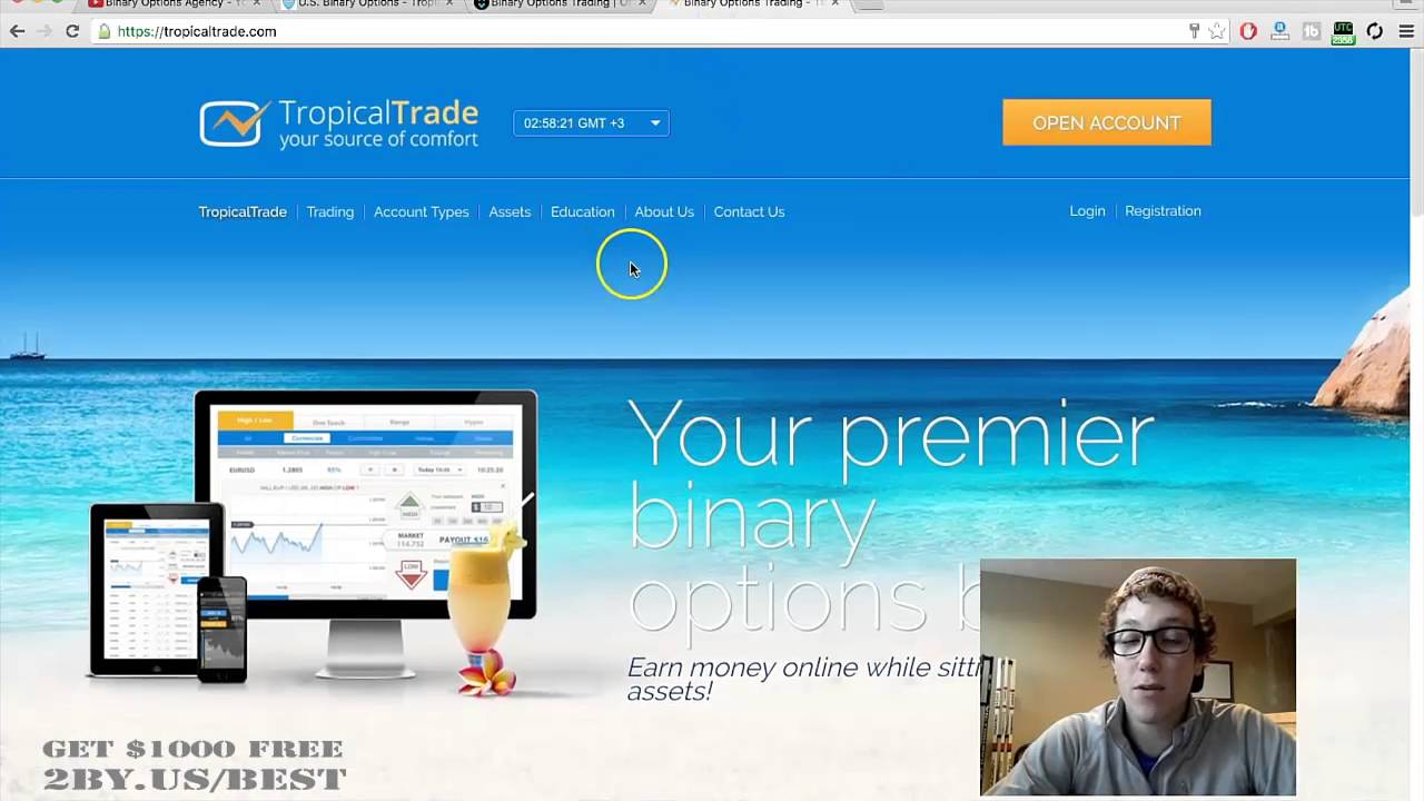 Best u.s. binary options broker