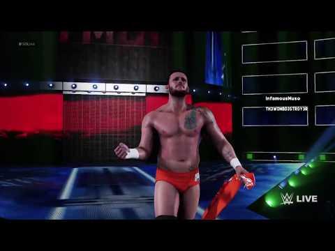 REVOLT 7/5/18 Shane Thorne vs Christian (Thorne's Debut)