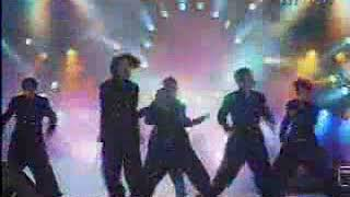 1999 신화 2집 리듬천국 T.O.P. 무대