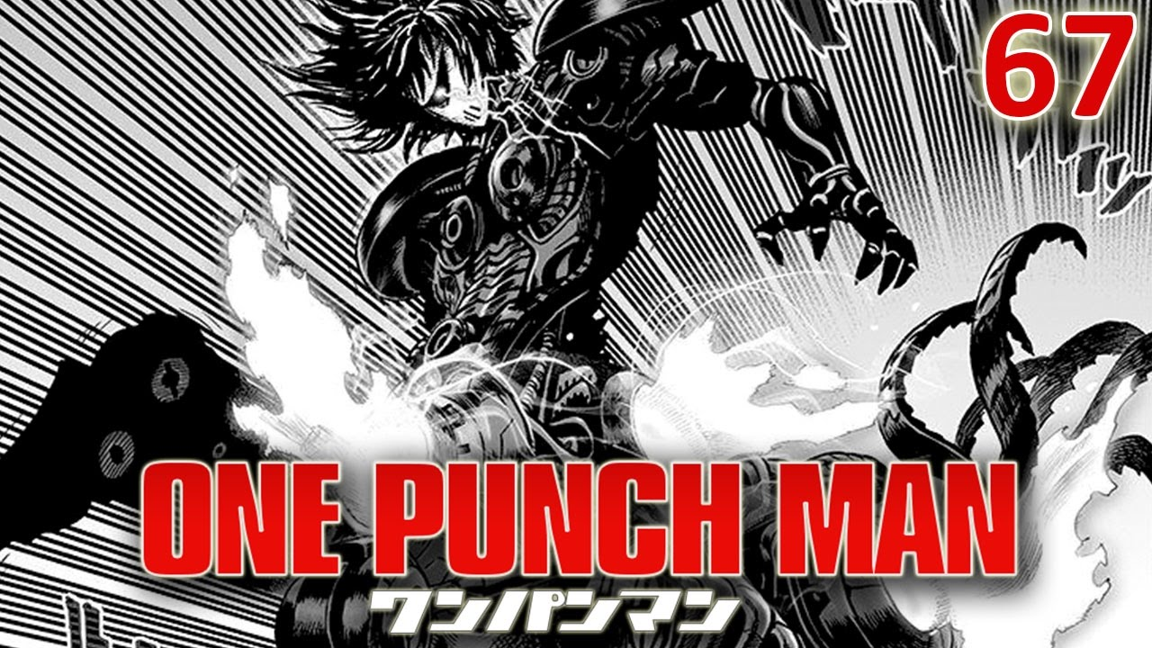 Download One Punch Man Chapter 67 Review