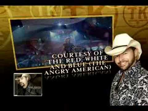 Toby Keith 35 Biggest Hits - She's A Hottie