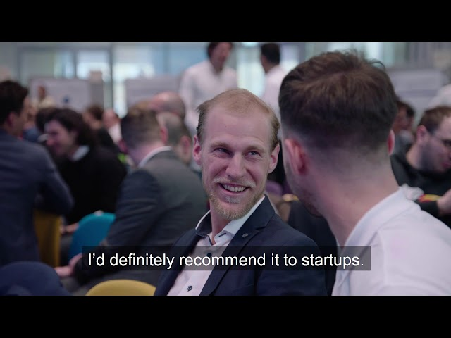 Startup Accelerator Program of Merck KGaA Darmstadt, Germany