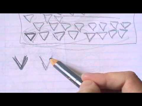 3d origami how to make and draw 3d origami diagrams youtube - How To Draw 3d Diagrams
