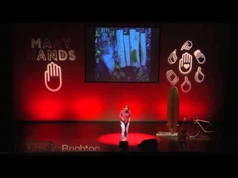 How to make a wooden spoon | EJ Osborne | TEDxBrighton
