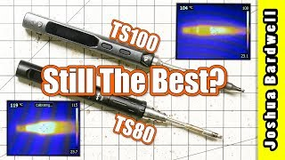 Best Portable Soldering Iron TS80 vs. TS100
