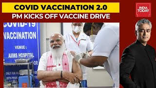 Covid Vaccination 2.0: All Vaccine Questions Answered | News Today LIVE with Rajdeep Sardesai