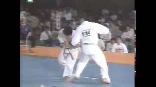 平成1年 極真 第6回全日本ウェイト制トーナメント 1990.Kyokushin Kar...