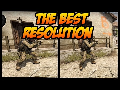 download CSGO Best Resolution: 4:3 vs 16:9 Which is The Best ?