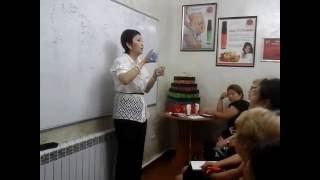 Alivemax. Обучение в Алматы июнь 2015 г. 2 часть