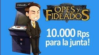 4ta Junta Opes y Fideados: ChubacaN se auspicia!