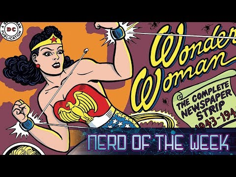 Nerd of The Week - The ORIGINAL Wonder Woman