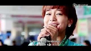 边巴德吉藏语版《喜欢你》 官方MV https://www.youtube.com/watch?v=ioK...