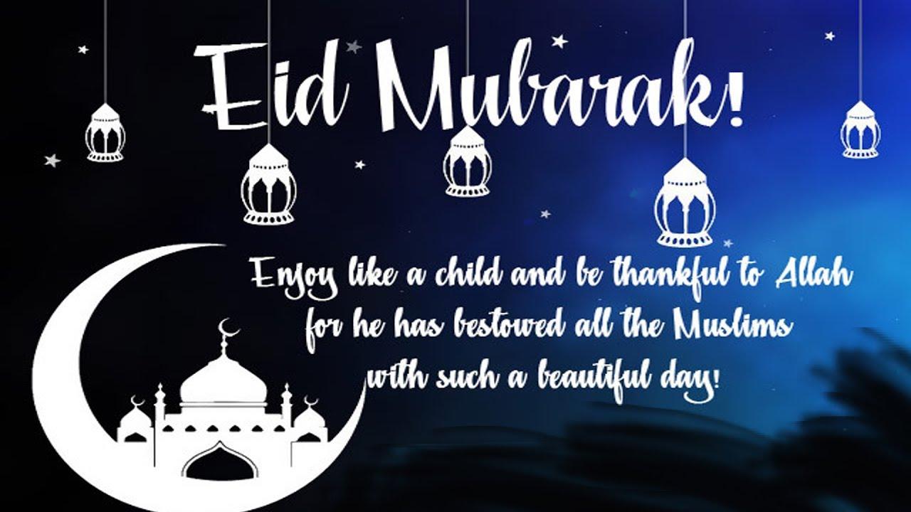 À¤ˆà¤¦ À¤® À¤¬ À¤°à¤• À¤— À¤¤ Eid Mubarak Song Shahid Rafi Eid Mubarak Gana Youtube