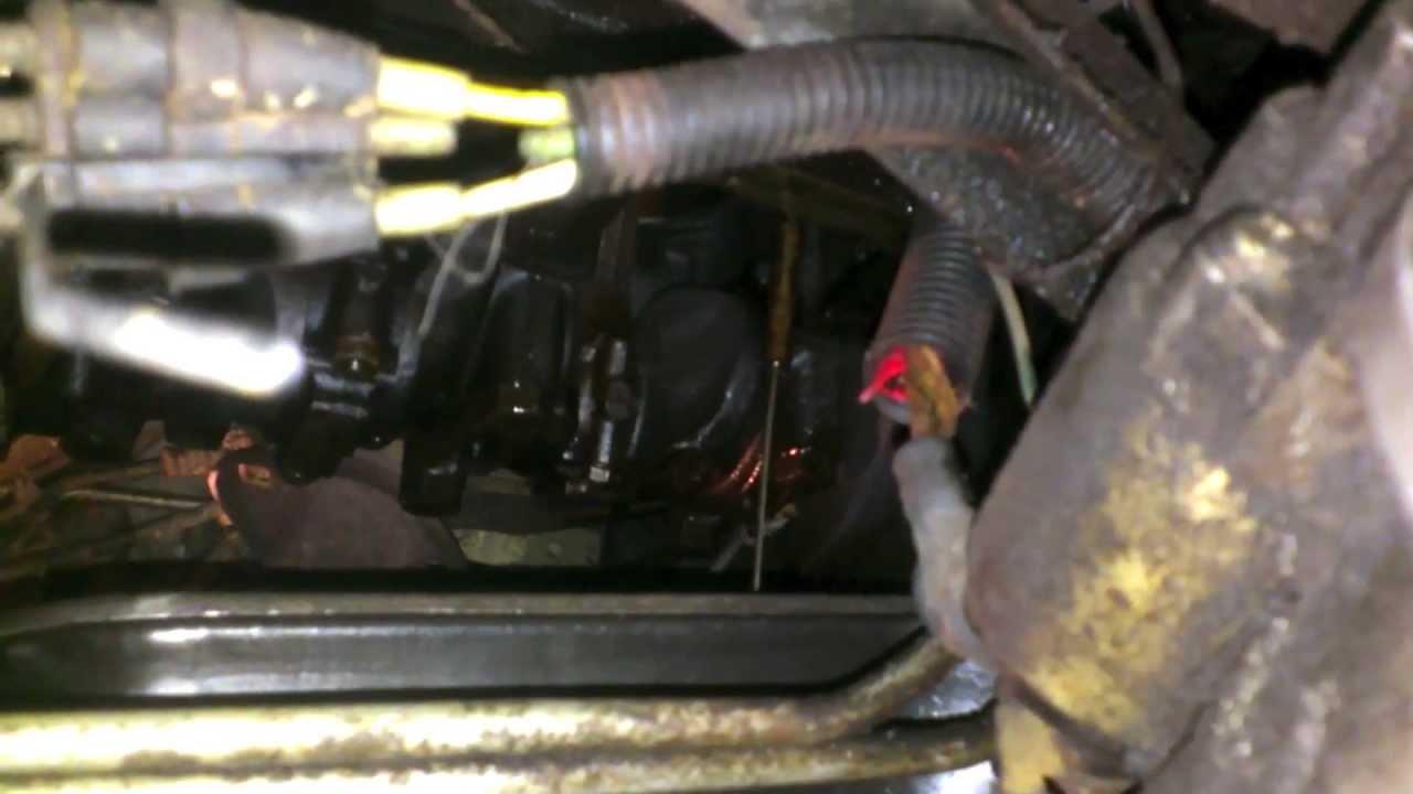 89 cherokee oil pump and pan install [ 1280 x 720 Pixel ]