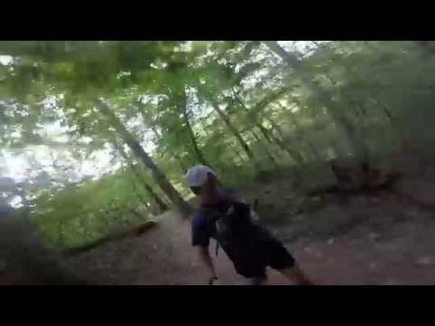 Trail Running in Rock Creek Park - Washington, DC