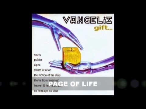 VANGELIS   -  GIFT (FULL ALBUM)