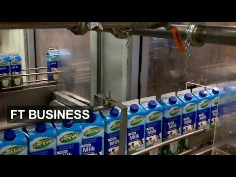 Milking Asia's growing dairy market | FT Business