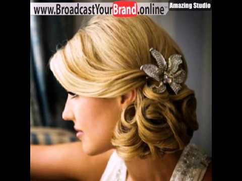 Beautiful Side Bun Braid Hairstyle For Girls Youtube