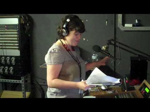 Brighton Festival Radio goes LIVE!.wmv