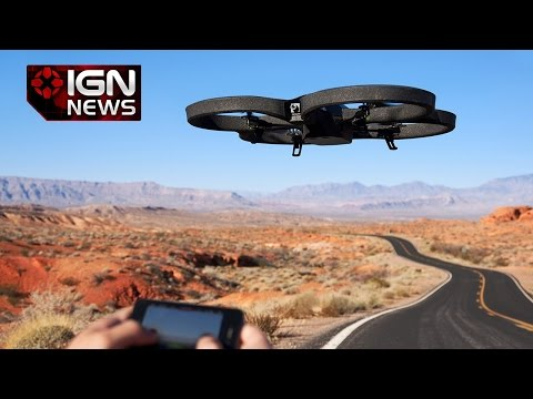 You Can Register a No-Fly Zone Over Your House - IGN News
