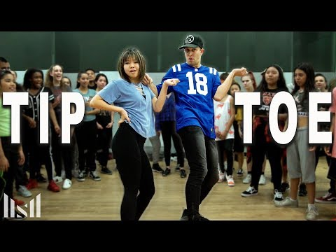 TIP TOE - Jason Derulo ft French Montana Dance | Matt Steffanina ft Bailey