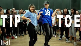 vuclip TIP TOE - Jason Derulo ft French Montana Dance | Matt Steffanina ft Bailey