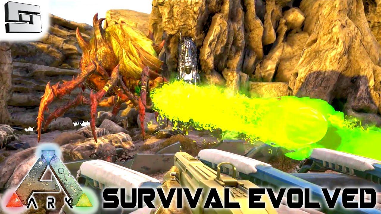 Ark - Survival Evolved - Alle Endbosse: Infos und Taktiken