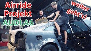 Audi A6 Airride Daily Komplett Zerrupft