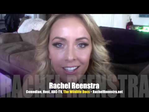 Rachel Reenstra hooks up with Mr. Media! PROMO