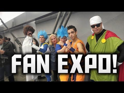 Vancouver Fan Expo 2017 Highlights