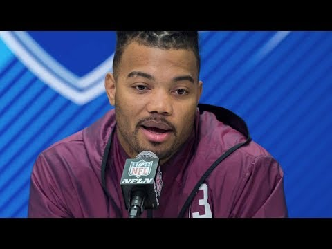 Derrius Guice Says NFL Scouts Asked If He Was Gay and Called His Mom a PROSTITUTE