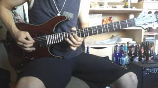 Rob Zombie - Feel So Numb [Guitar Cover] HD 1080p