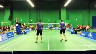 SF MD G1 Michael Fuchs, Johannes Schoettler (GER) vs Chen Hung Ling, Chi-Lin Wang (TPE)
