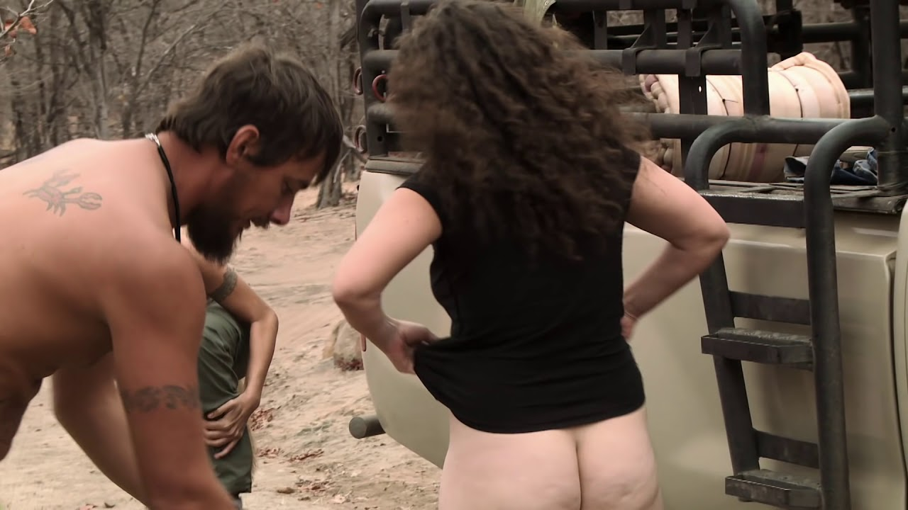 Black Mamba  Naked And Afraid Xl - Discovery Canada -5964