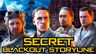 NEW DER EISENDRACHE EASTER EGG IN BLACK OPS 4: THE SECRET BLACKOUT ZOMBIES STORYLINE.