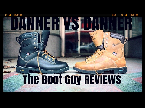 Danner Releases Limited Edition Timbers Boots Doovi