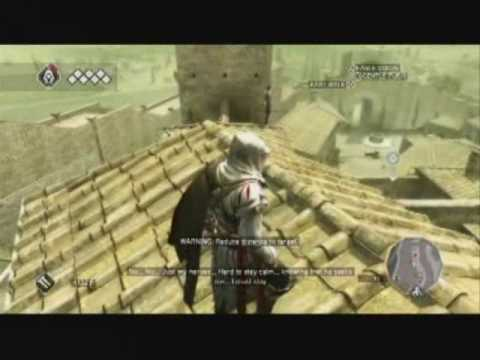 Complex Stunts in Assassin's Creed II - YouTube