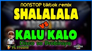 Download Lagu SHALALALA vs KALU KALO | nonstop tiktok remix mp3